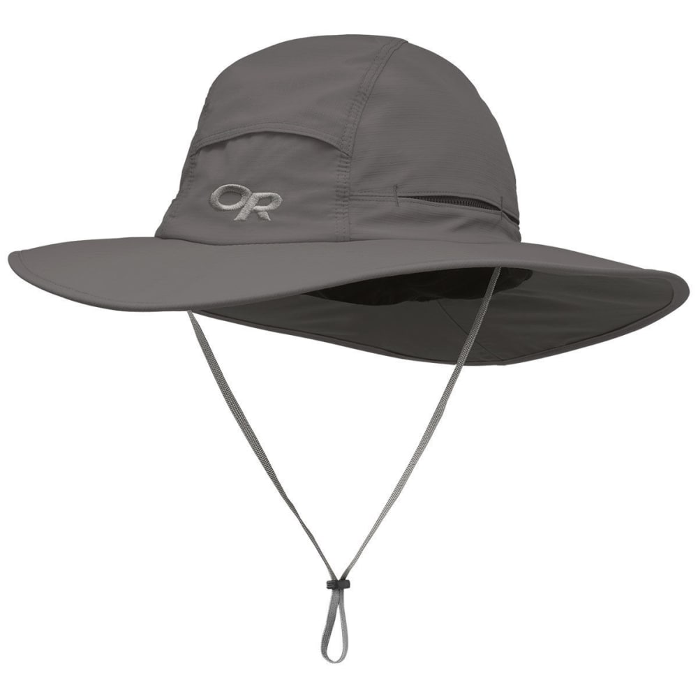 71caccb270deb2 OUTDOOR RESEARCH Men's Sombriolet Sun Hat - 008-PEWTER ...