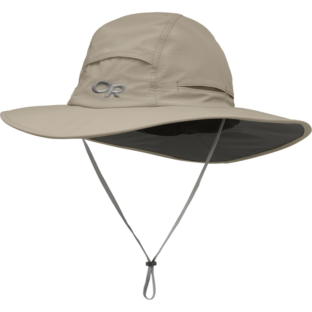 OUTDOOR RESEARCH Men's Sombriolet Sun Hat - 0800 KHAKI