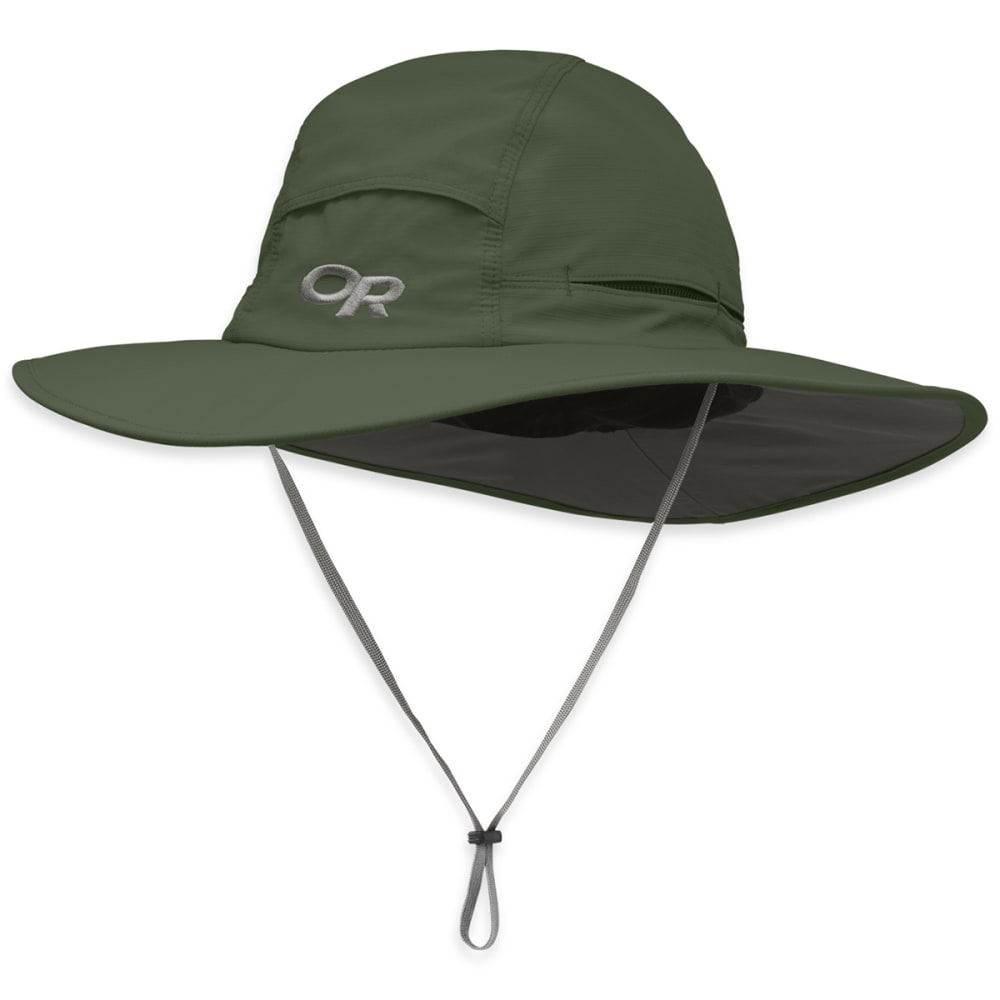 OUTDOOR RESEARCH Men's Sombriolet Sun Hat - 915 FATIGUE