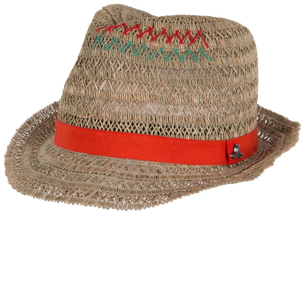 PRANA Estelle Hat - FIRE RED