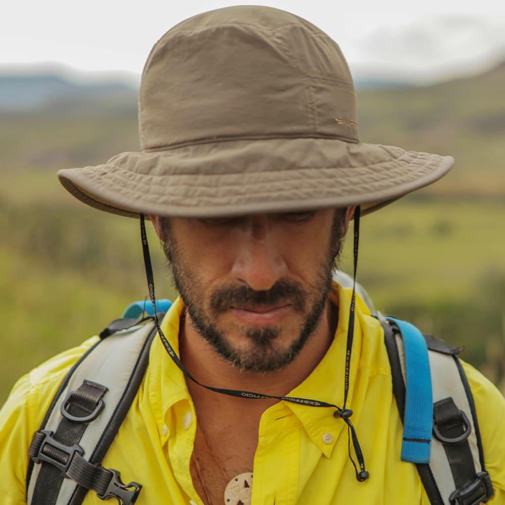 EXOFFICIO Men's BugsAway® Adventure Hat - LT KHAKI