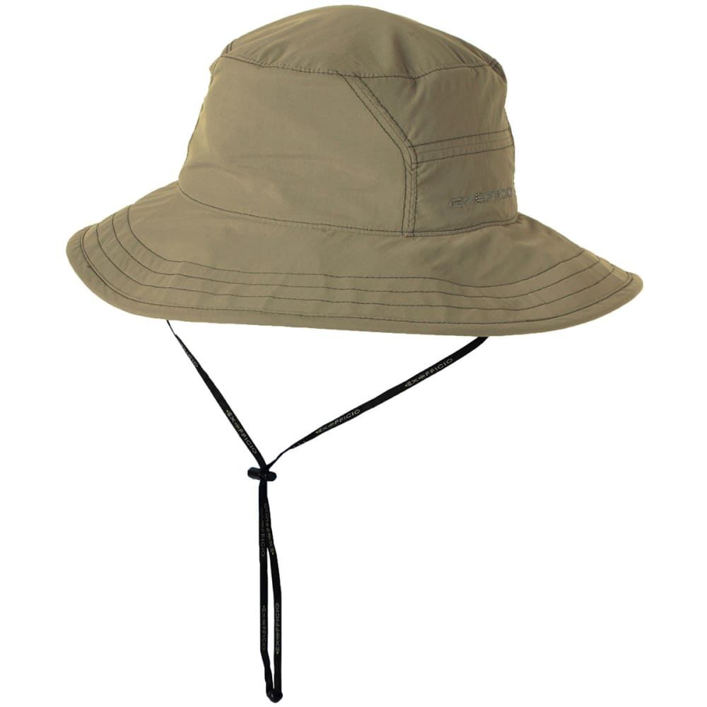 EXOFFICIO Men's BugsAway® Adventure Hat   - LT KHAKI