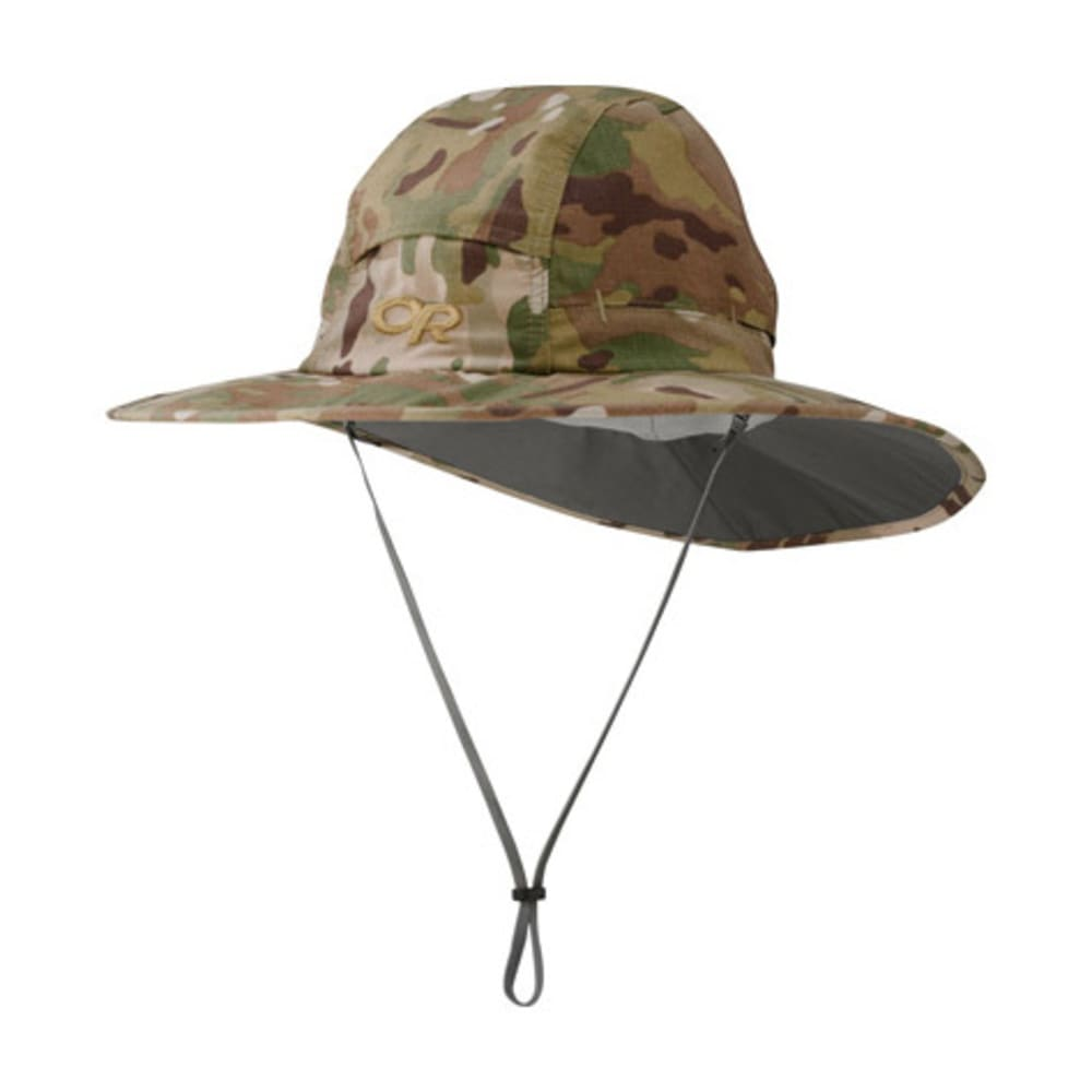 OUTDOOR RESEARCH Sombriolet Sun Hat, Multicam - MULTICAM