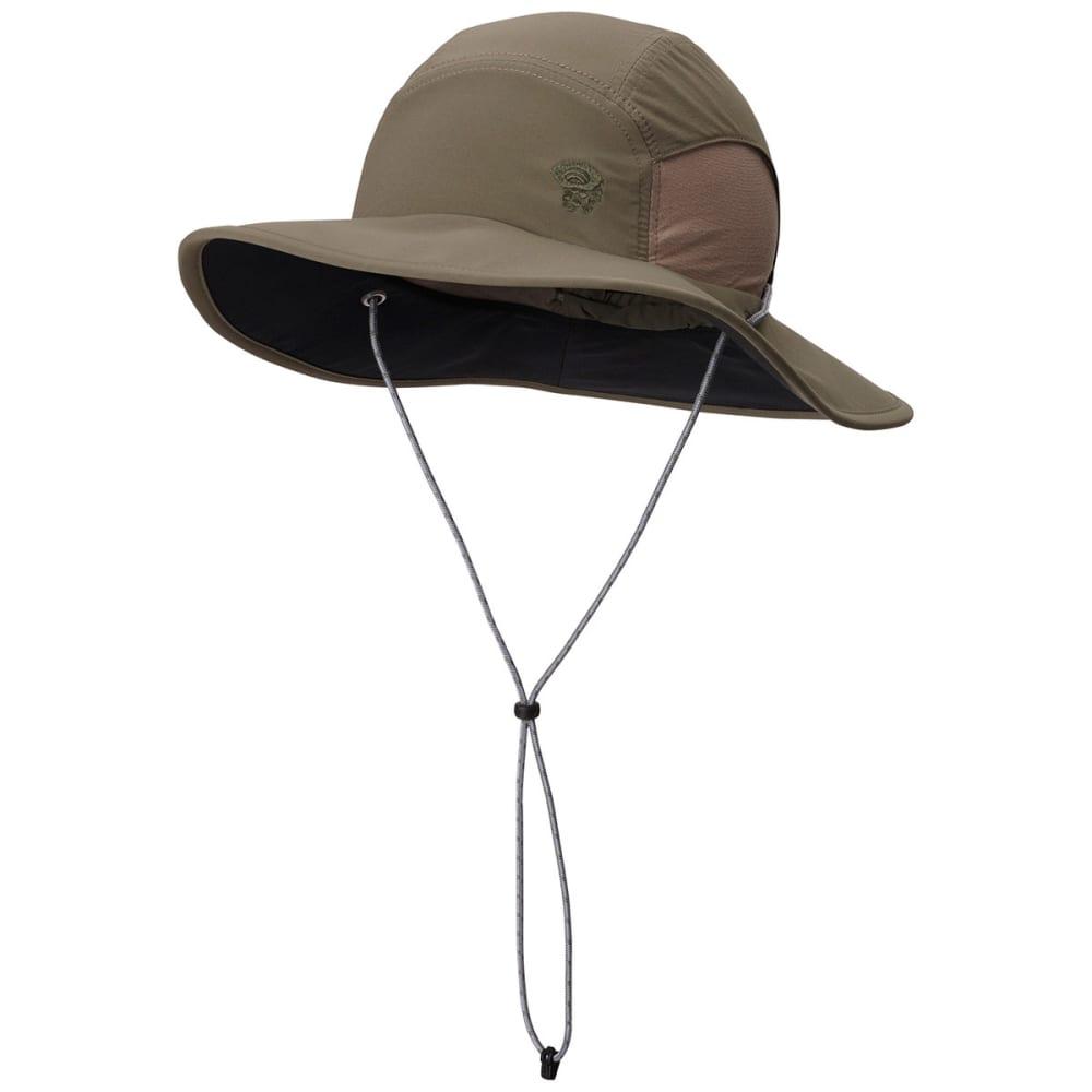 MOUNTAIN HARDWEAR Chiller Wide Brim Hat II - STONE GREEN