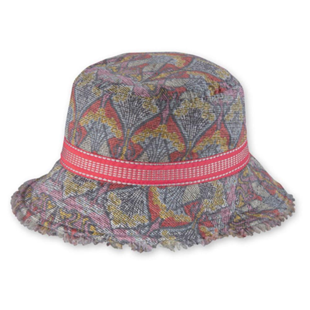 PISTIL Miley Sun Hat - HIBISCUS
