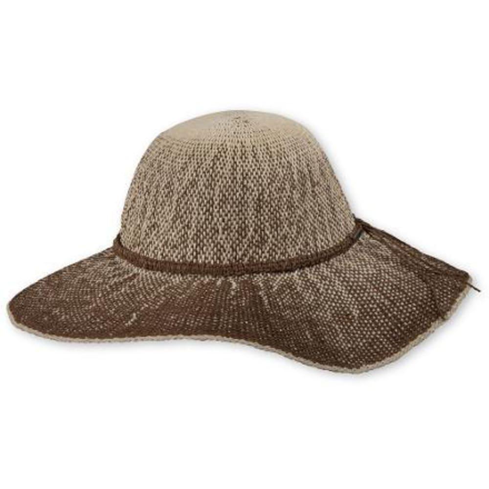 PISTIL Women's Mingo Hat - BROWN