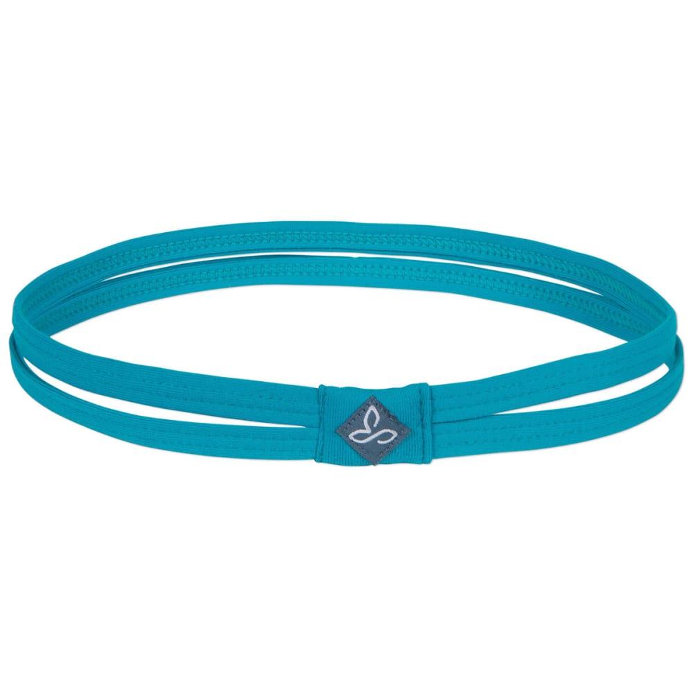 PRANA Double Headband - CAST BLUE