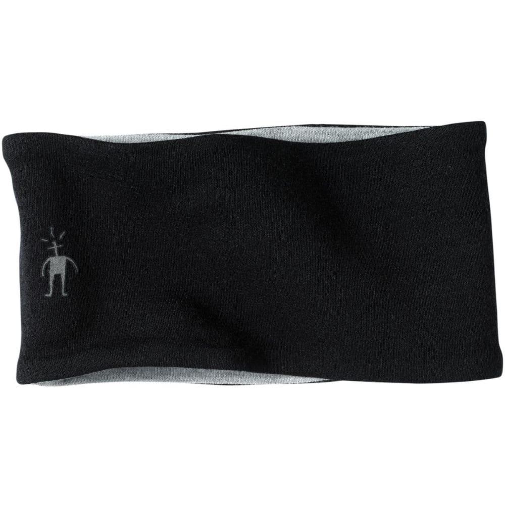 SMARTWOOL NTS Mid 250 Reversible Headband - BLACK/SILVER