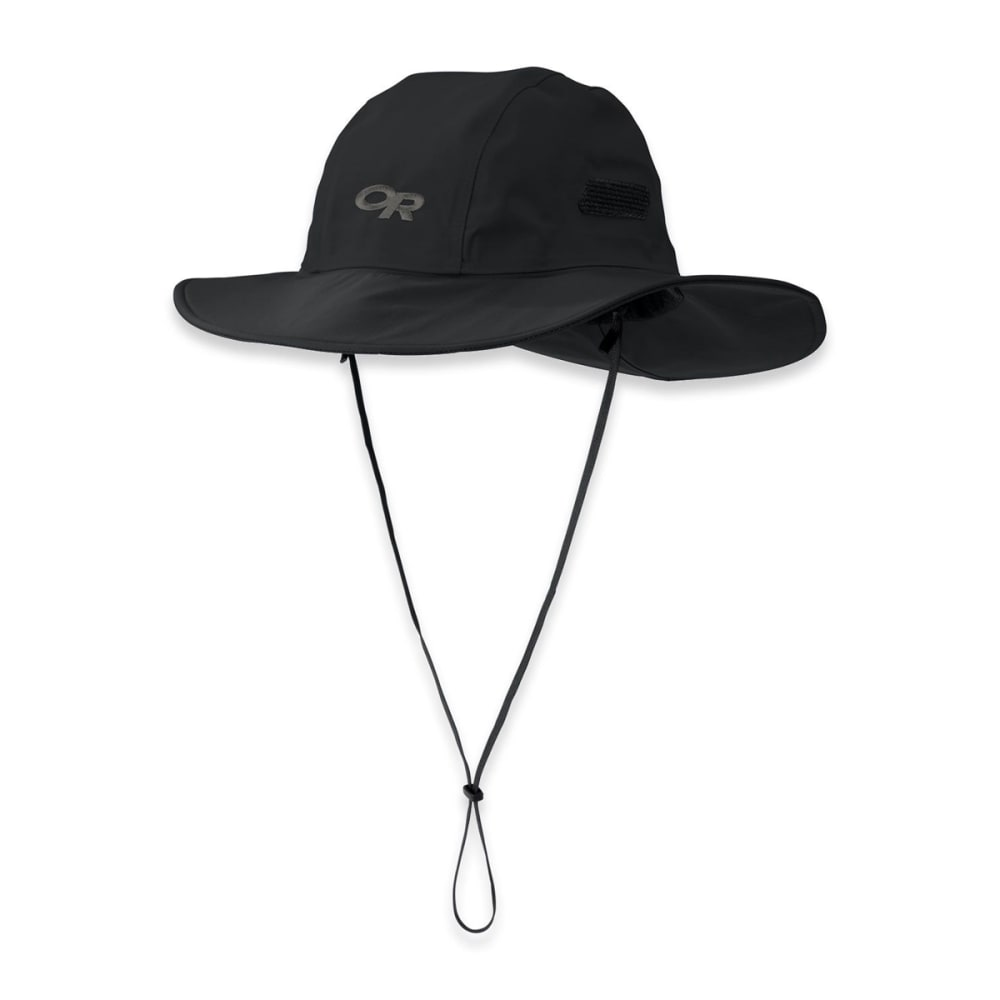 OUTDOOR RESEARCH Seattle Sombrero - BLACK