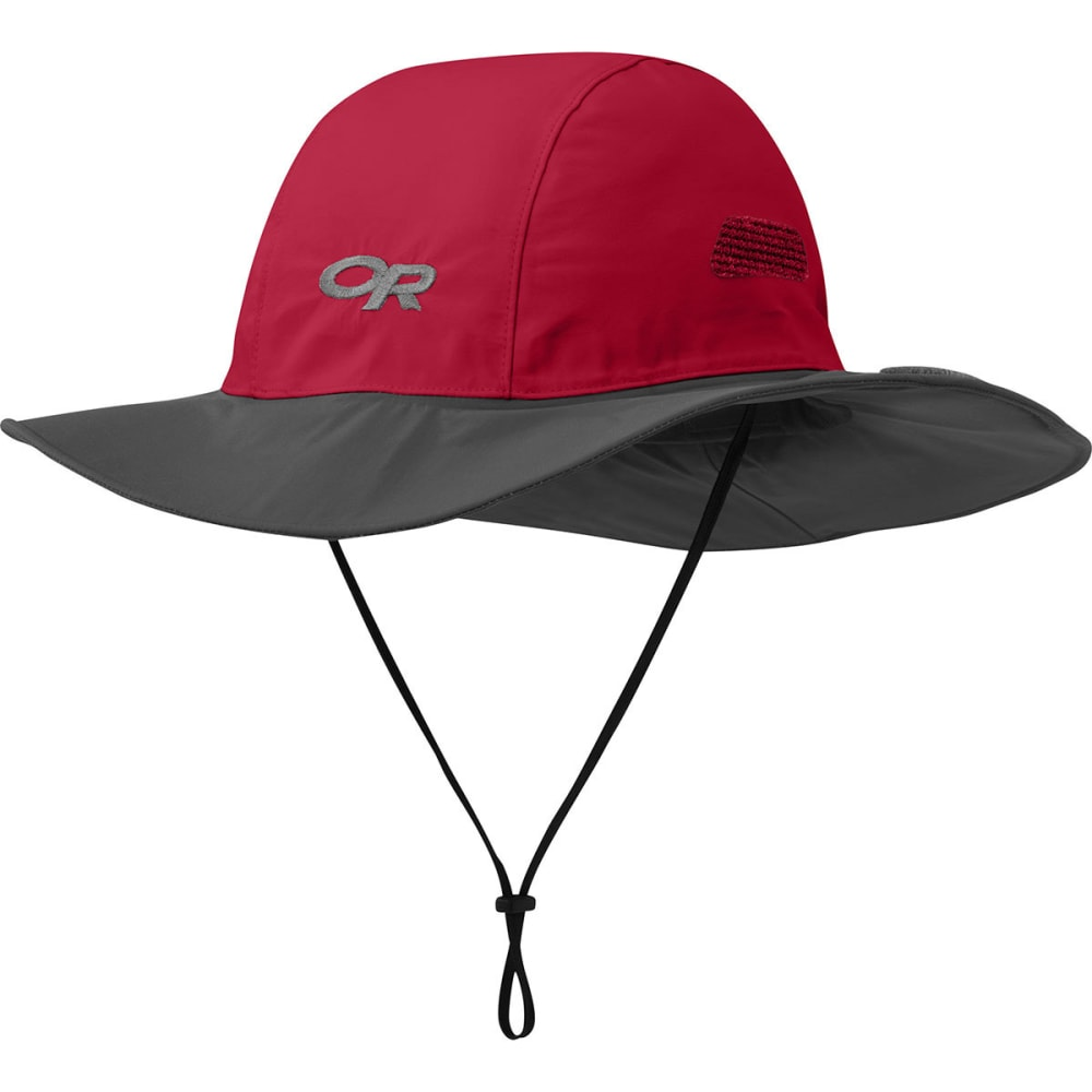 OUTDOOR RESEARCH Seattle Sombrero - REDWOOD