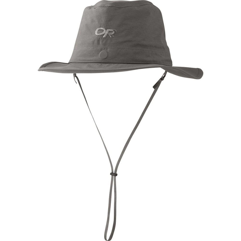 OUTDOOR RESEARCH Convertible Ghost Rain Hat - CHARCOAL