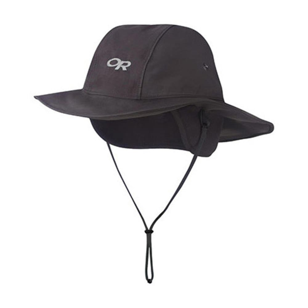 OUTDOOR RESEARCH Snoqualmie Sombrero - BLACK