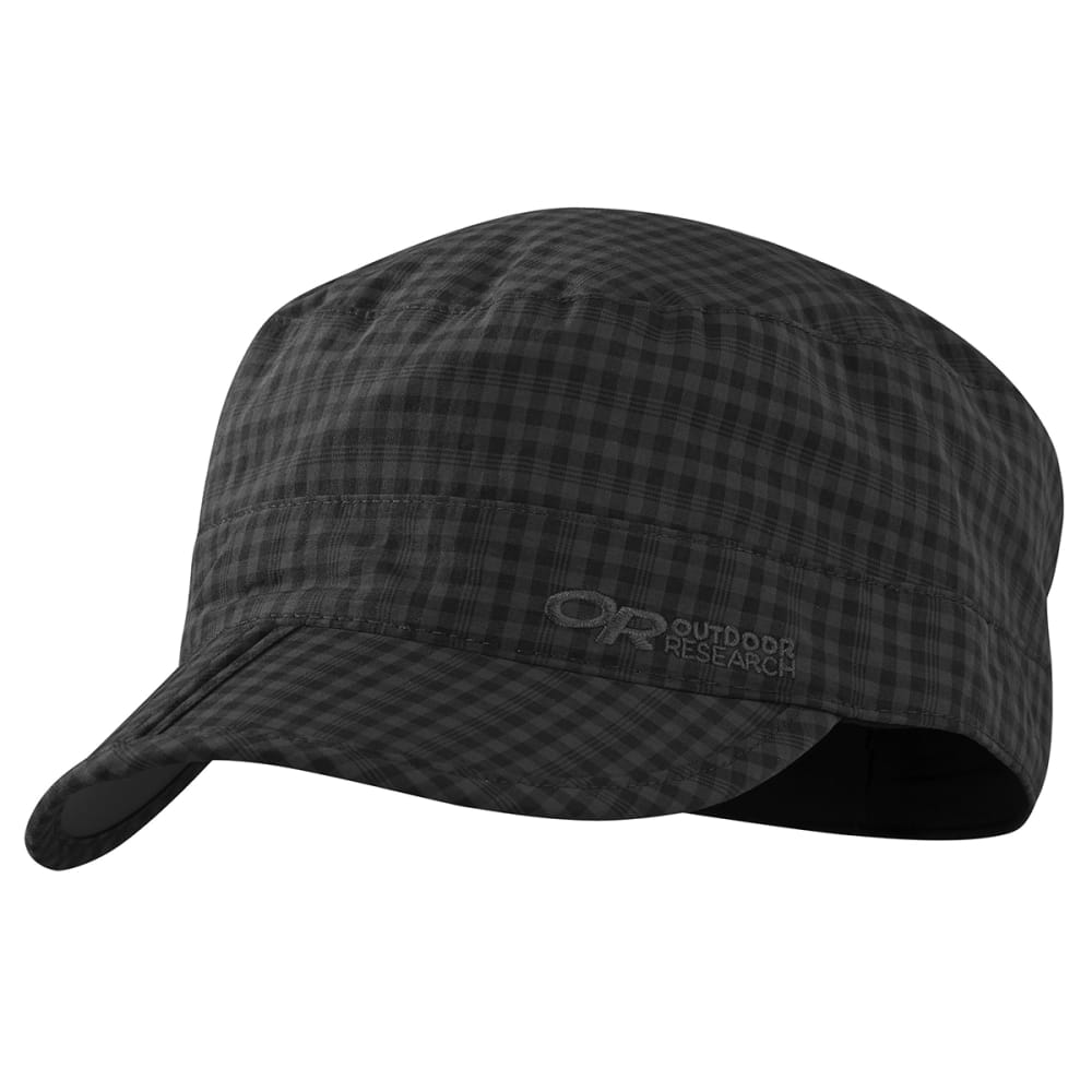 OUTDOOR RESEARCH Radar Pocket Cap - BLACK CHECK - 0110
