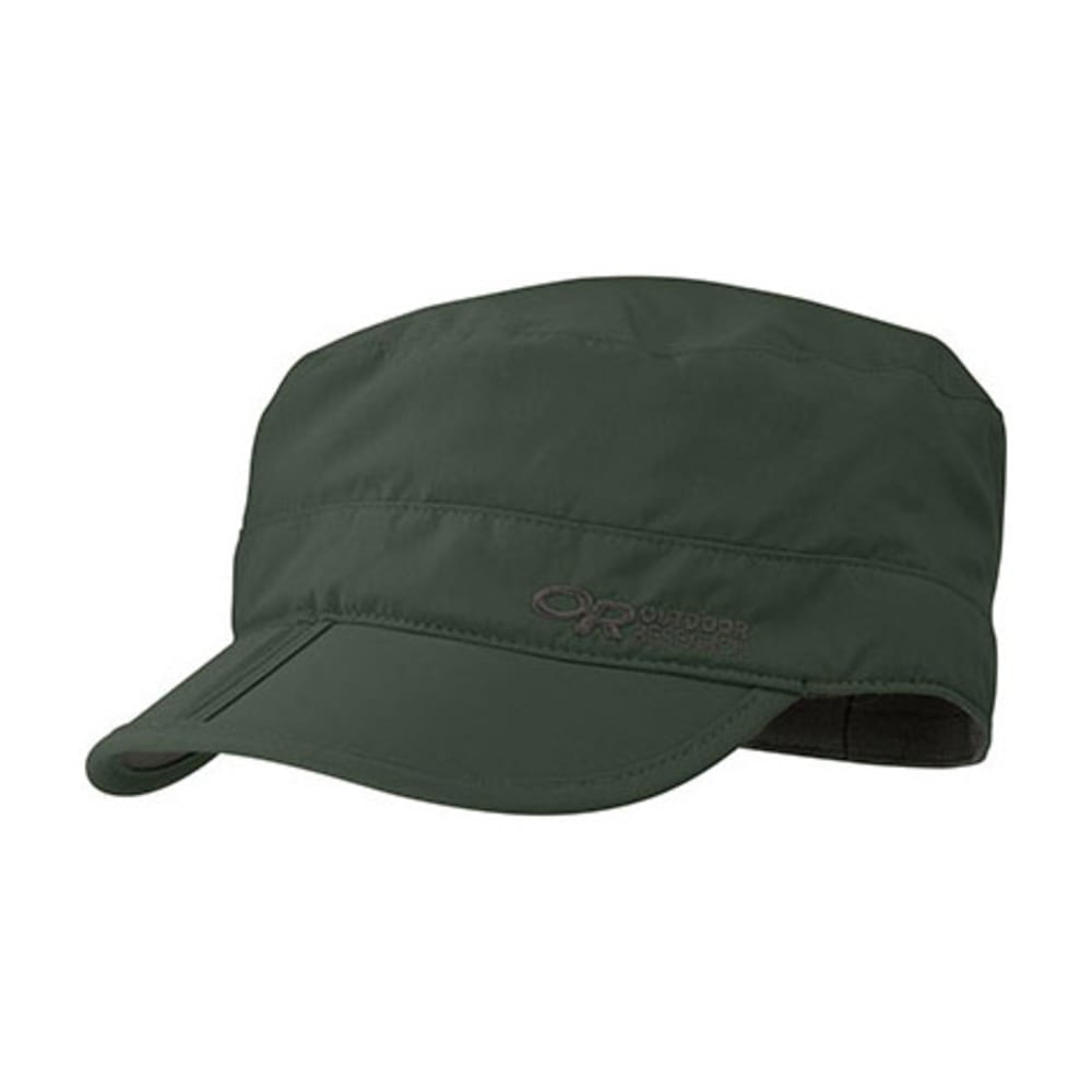 OUTDOOR RESEARCH Radar Pocket Cap - EVERGREEN-0646