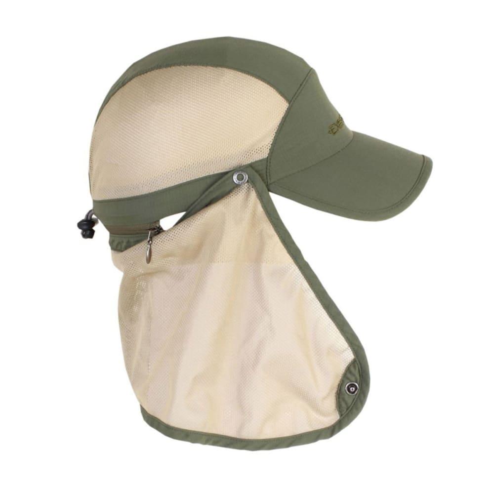 EXOFFICIO BugsAway® Mesh Cape Hat - LODEN GREEN