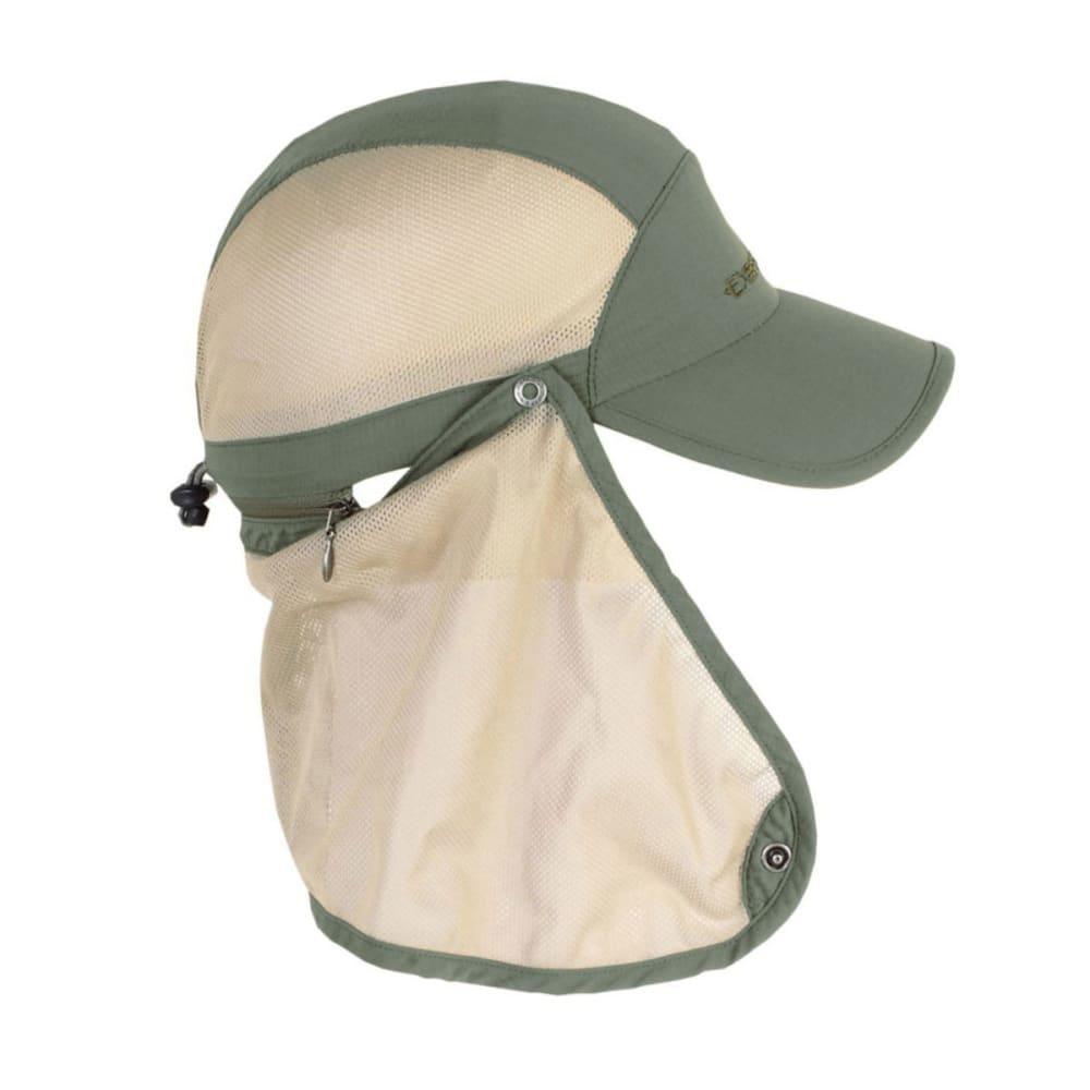 EXOFFICIO BugsAway® Mesh Cape Hat - BAYLEAF