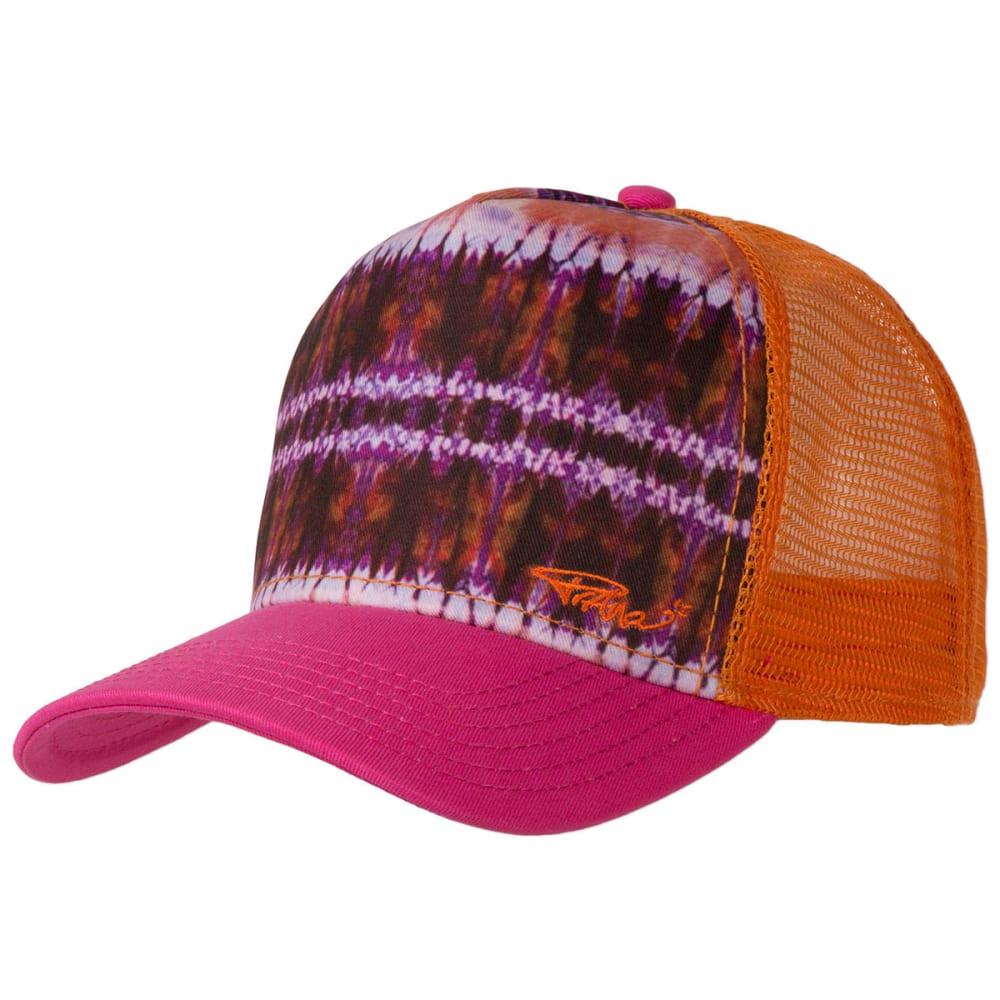 PRANA Women's La Viva Trucker Hat - VIVID VIOLA