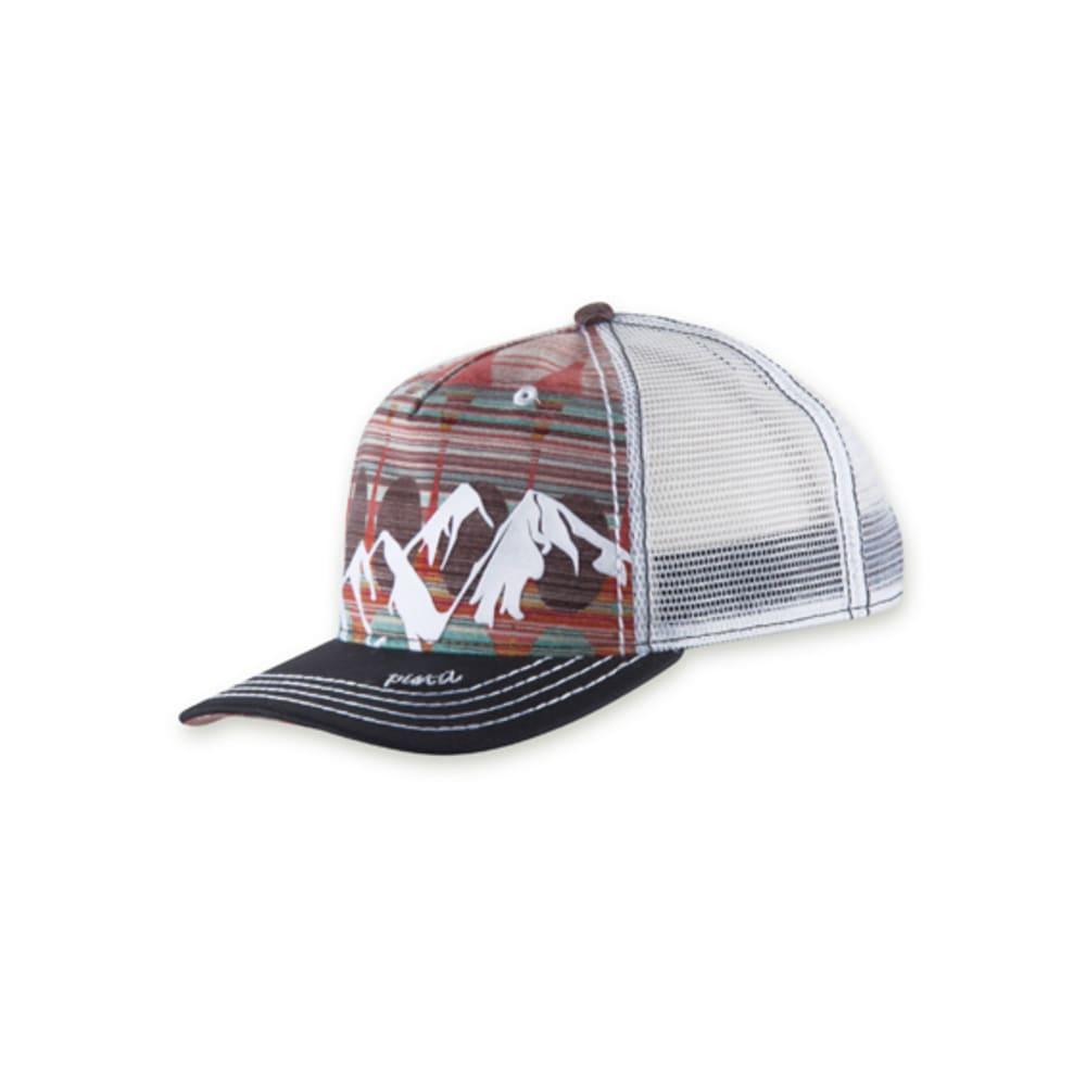 PISTIL McKinley Trucker Hat - GRAPHITE
