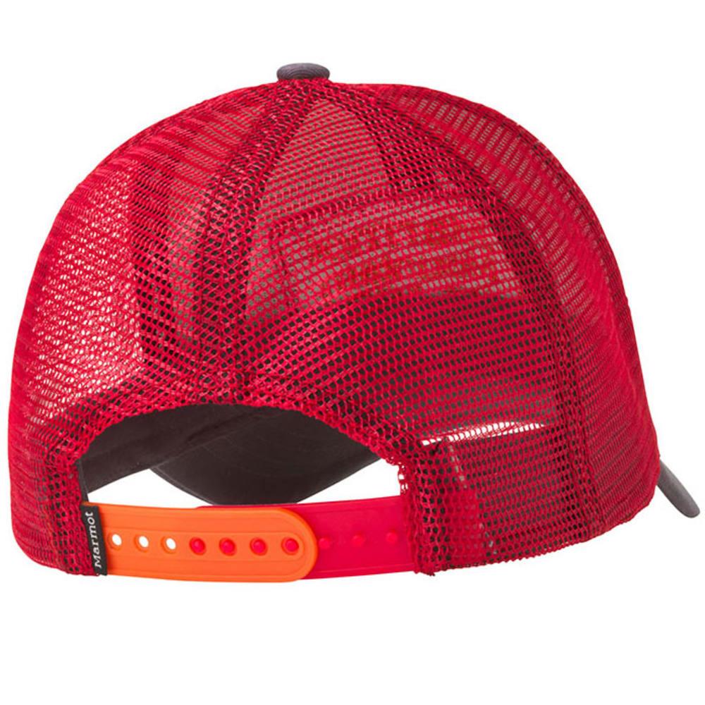 MARMOT Retro Trucker Hat - TEAM RED