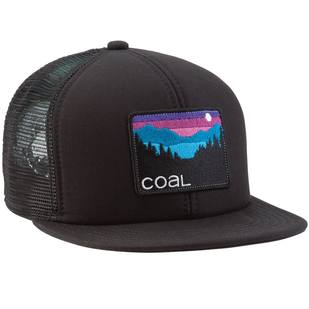COAL Men's The Hauler Hat - BLACK