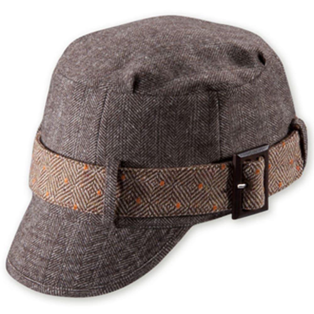 PISTIL Women's Helga Hat - BROWN