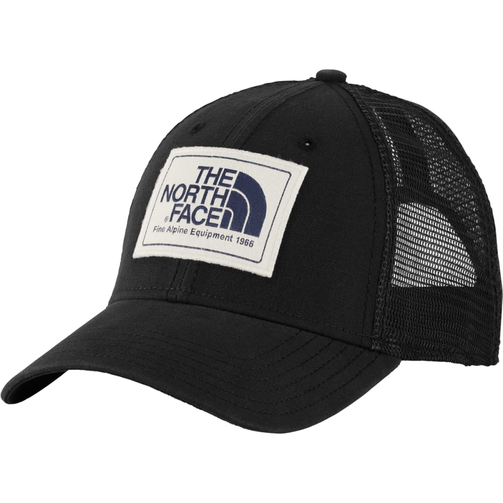THE NORTH FACE Men's Mudder Trucker Hat - JK3-TNF BLACK