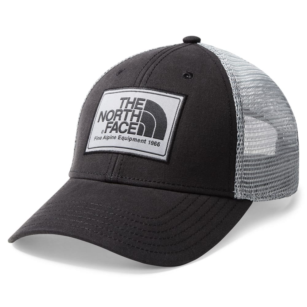 THE NORTH FACE Mudder Trucker Hat - ETR-TNF BLK/MID GRY