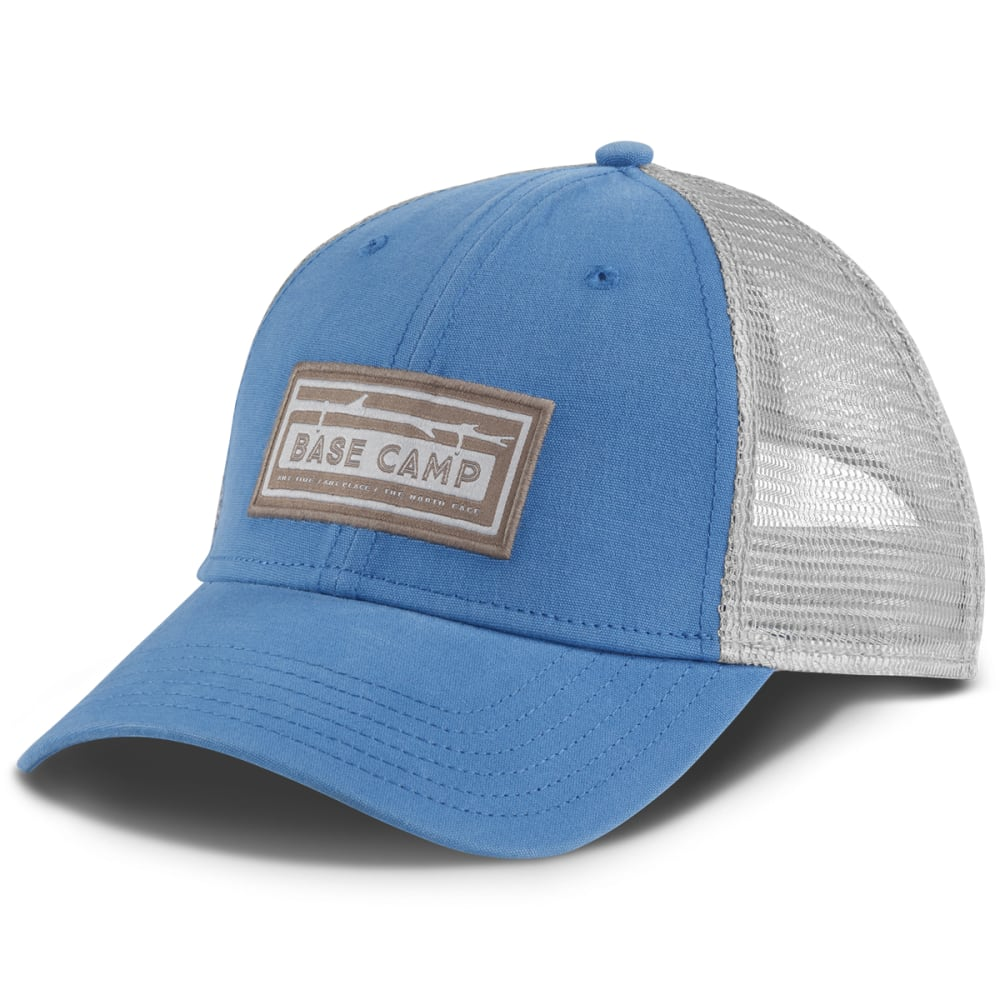 THE NORTH FACE Mudder Trucker Hat - BLUE MOON-HBT