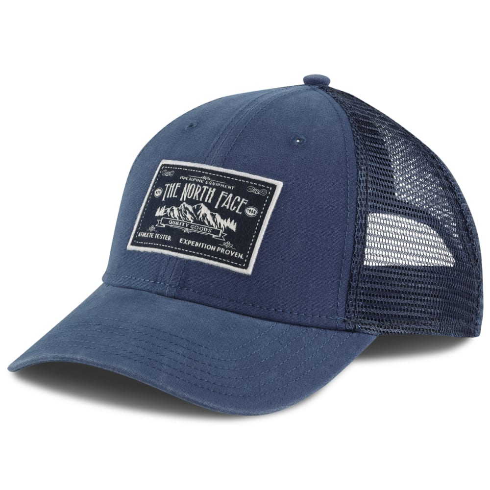 THE NORTH FACE Mudder Trucker Hat - SHADY BLUE-HDC