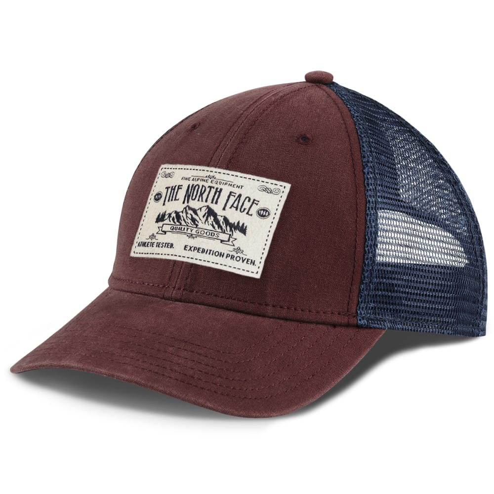 THE NORTH FACE Mudder Trucker Hat - SEQUOIA RD/VNTGE-SDW
