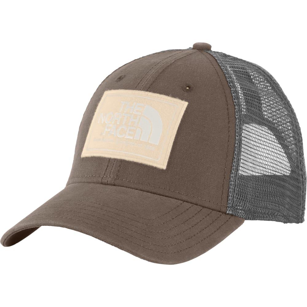 THE NORTH FACE Men's Mudder Trucker Hat - WEIMARANER BROWN