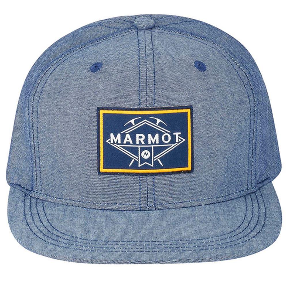 MARMOT Origins Cap - CHAMBRAY