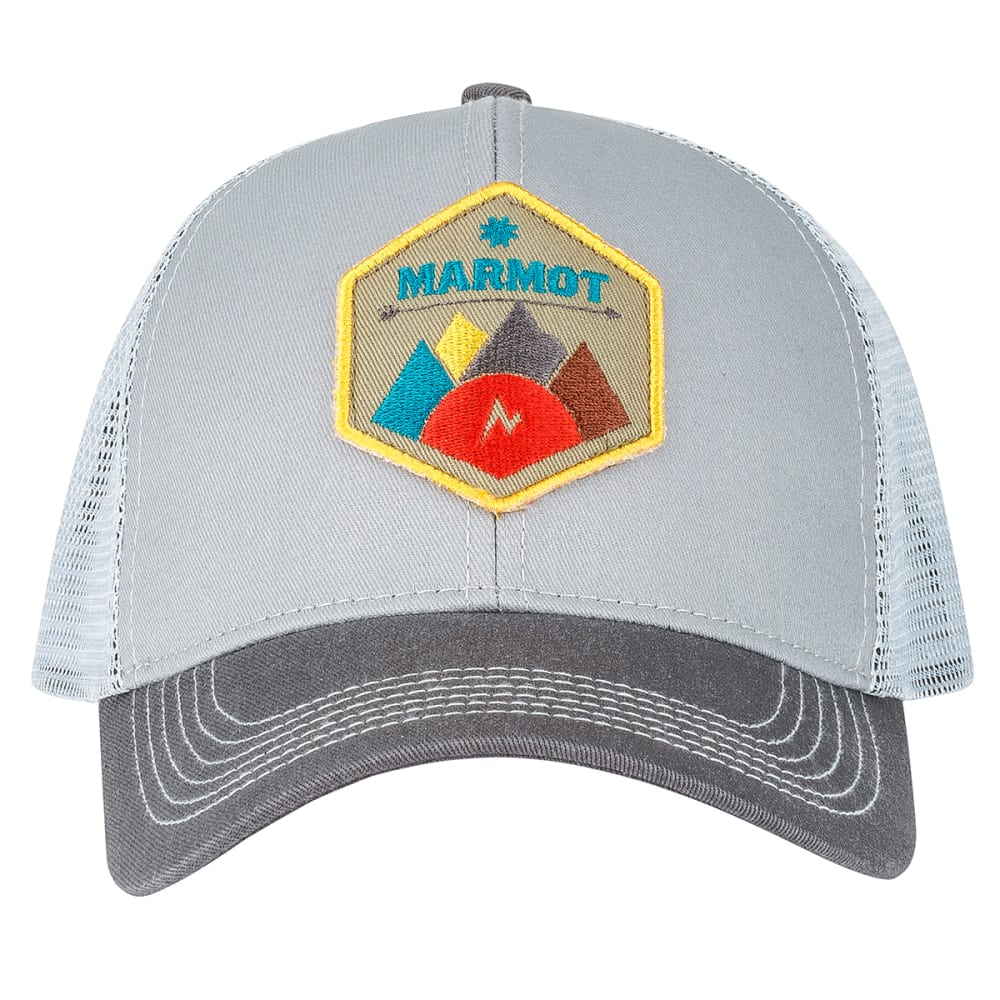 MARMOT Big Slab Hat - STEEL