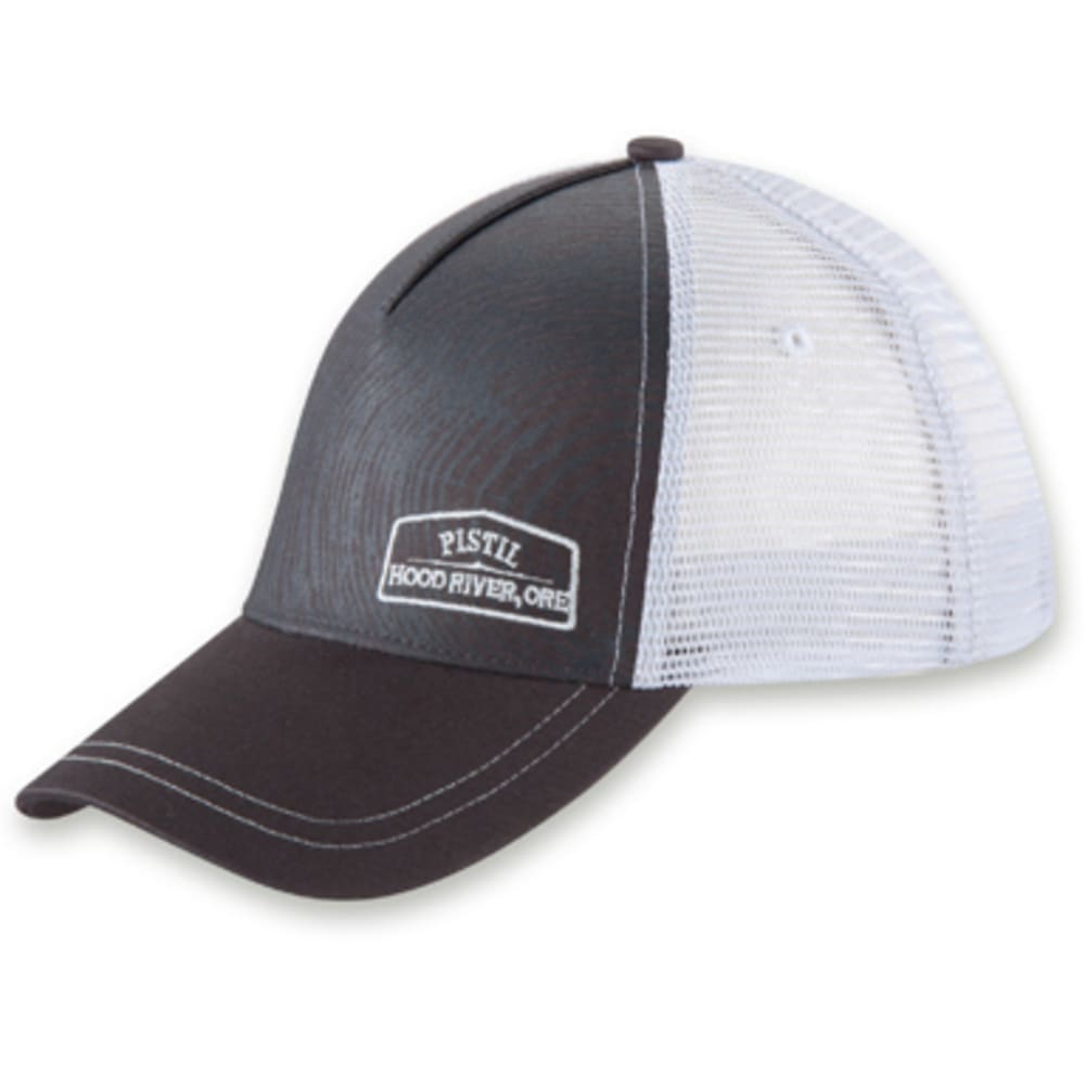 PISTIL Men's Slater Trucker Hat - GRAPHITE