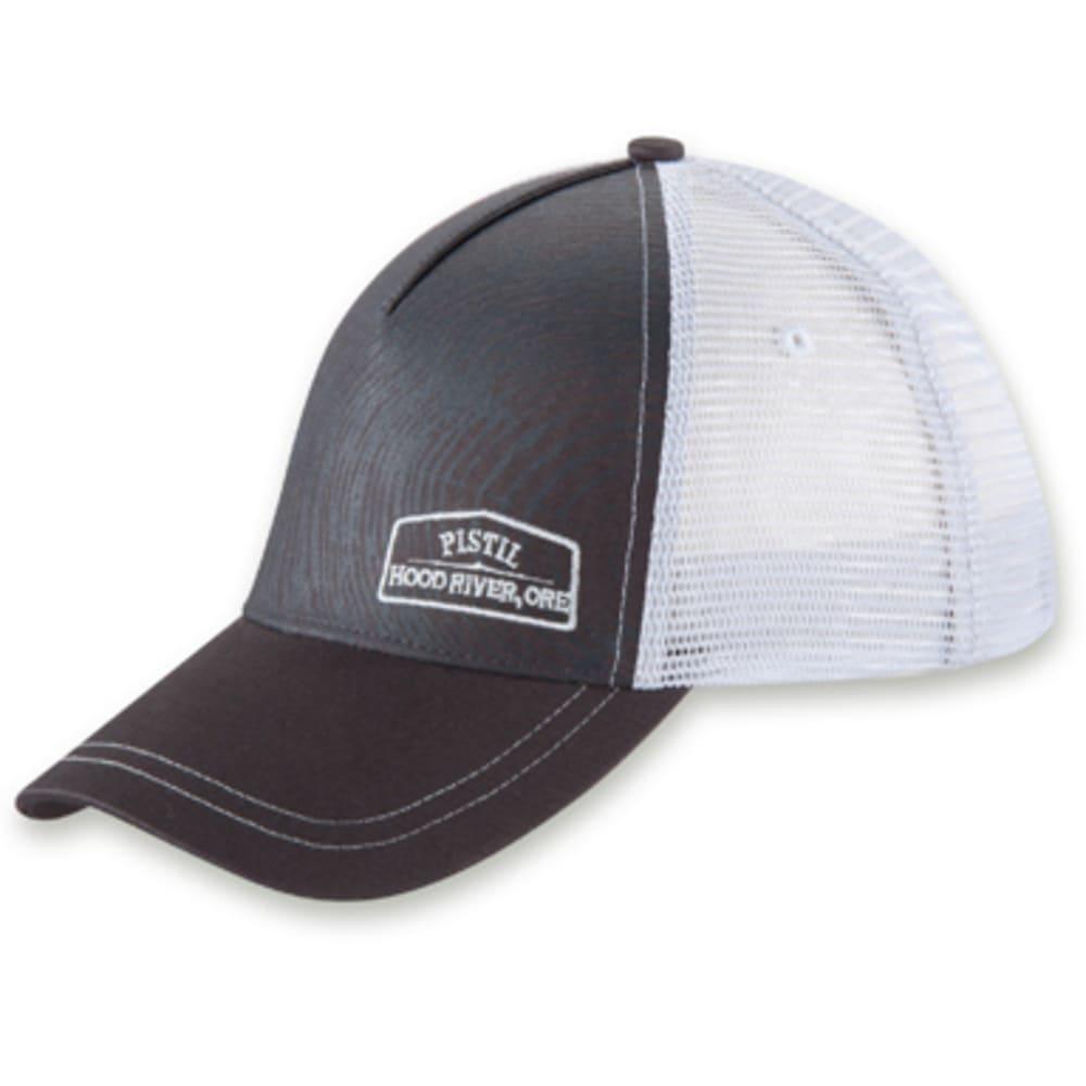 PISTIL Men's Slater Trucker Hat - GRAPHITE