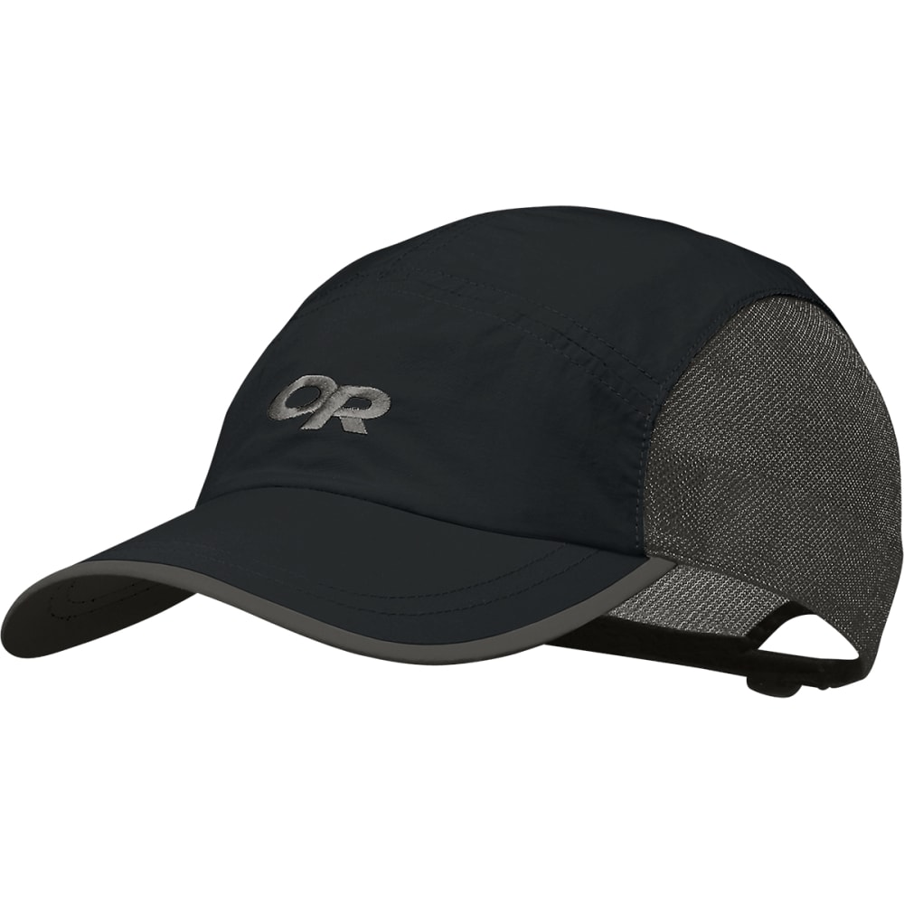 OUTDOOR RESEARCH Swift Hat - BLACK/DK GRY-0112