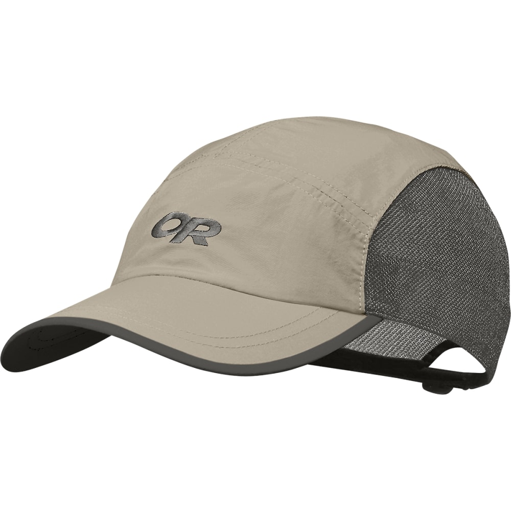 OUTDOOR RESEARCH Swift Hat - 0808-KHAKI/DK GR