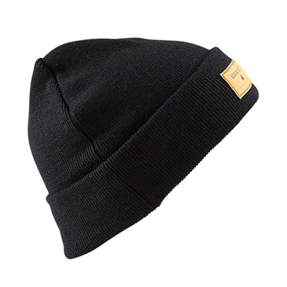 BURTON Men's Backhill Beanie - TRUE BLACK