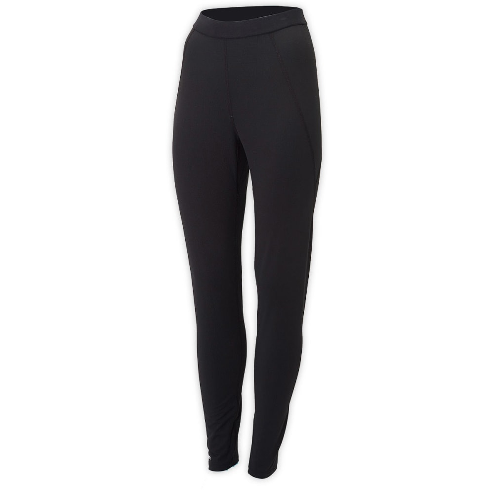 EMS® Women's Techwick® Lightweight Baselayer Tights  - JET BLACK