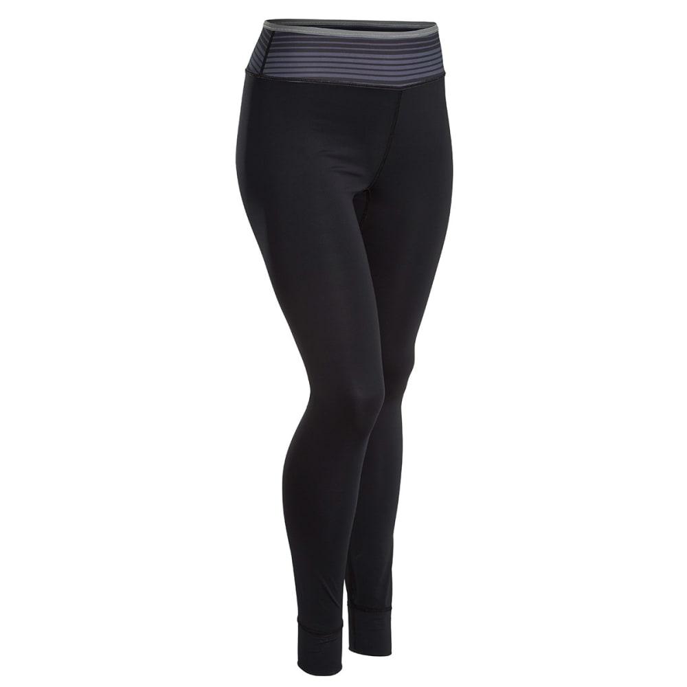 ems women's techwick silkweight baselayer tights