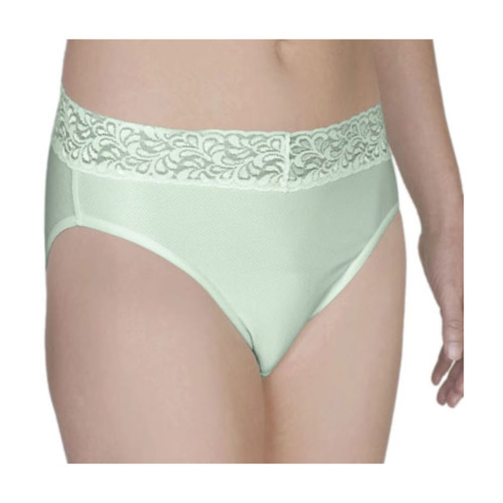 EXOFFICIO Women's Give-N-Go Lacy Bikini  - MINT