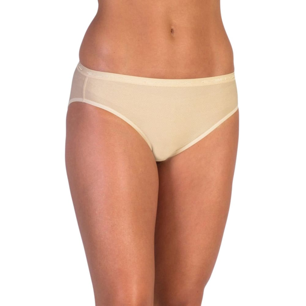 EXOFFICIO Women's Give-N-Go Bikini Briefs  - NUDE