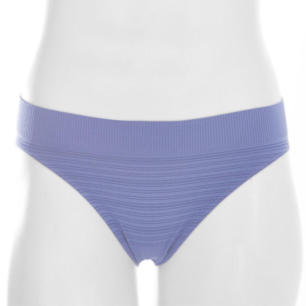 EMS® Women's Seamless Feather Bikini Brief - PERIWINKLE