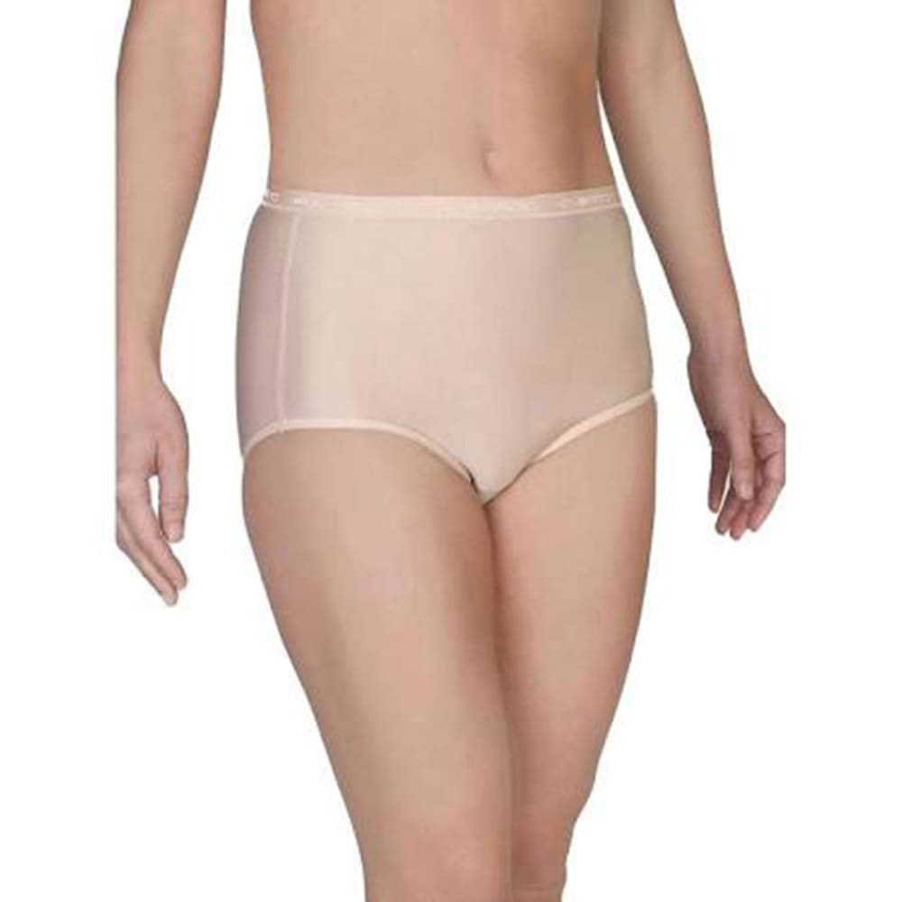 EXOFFICIO Women's Give-N-Go Full-Cut Briefs  - NUDE