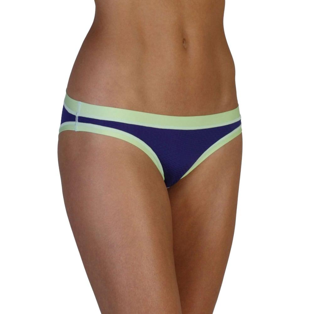 EXOFFICIO Women's Give-N-Go Sport Mesh Bikini - FIREFLY