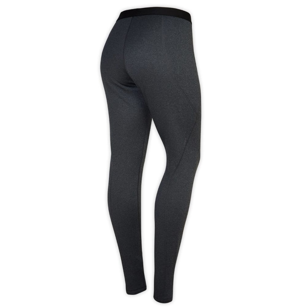 EMS® Women's Techwick® Heavyweight Baselayer Tights  - JET BLACK