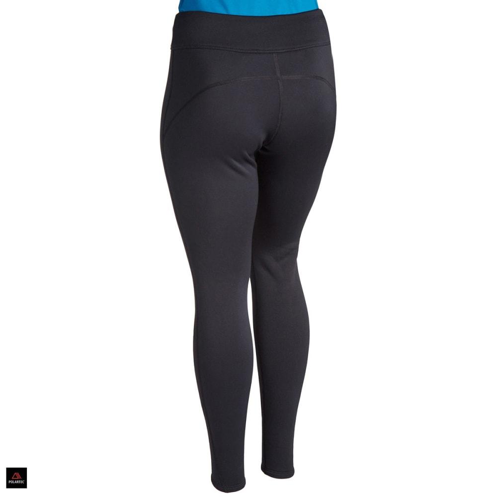 EMS® Women's Techwick® Heavyweight Baselayer Tights - BLACK