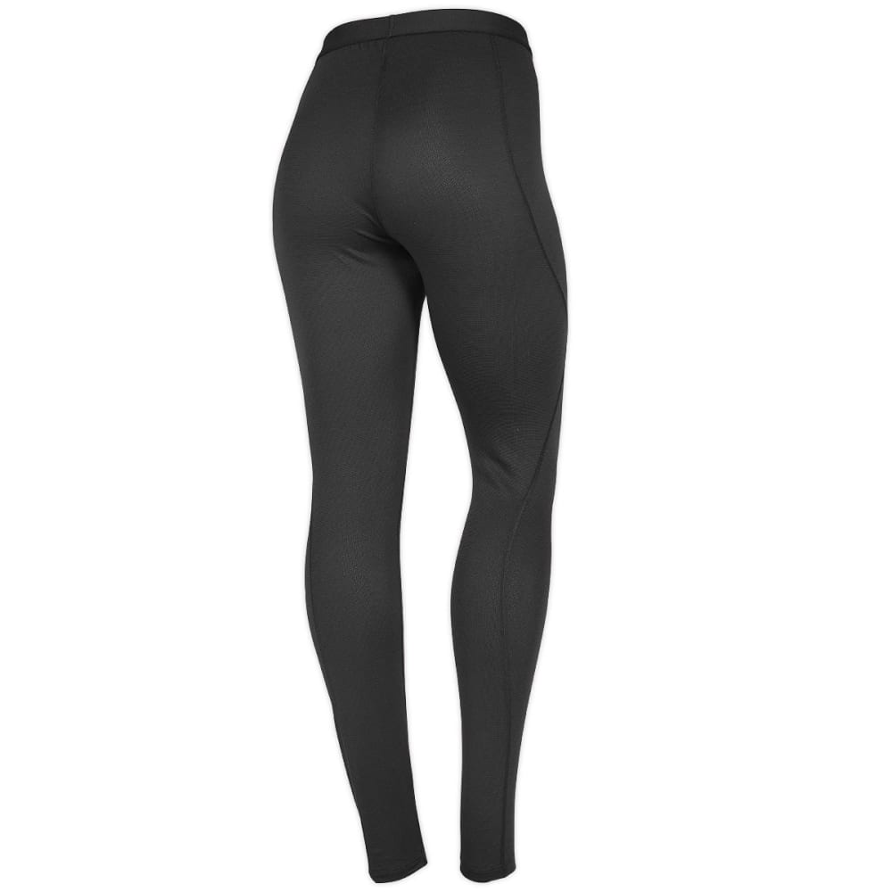 EMS® Women's Techwick® Midweight Tights  - JET BLACK