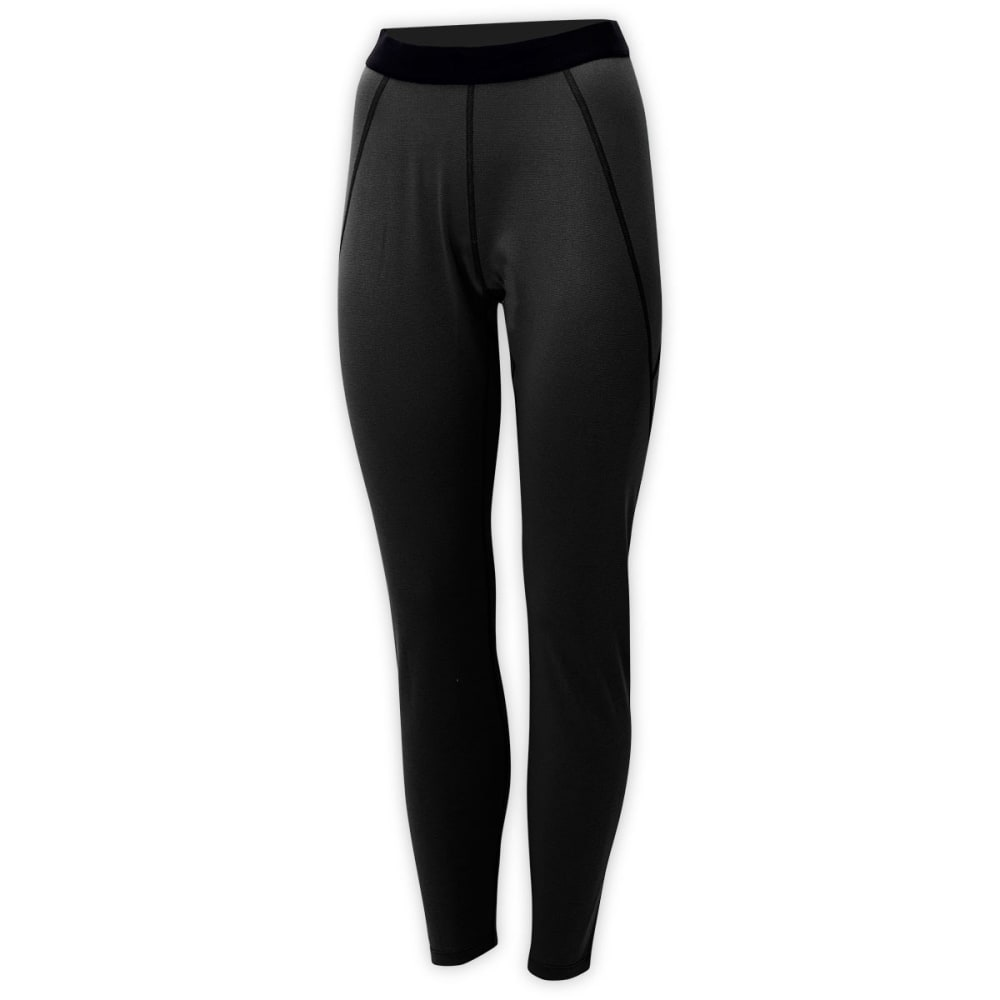 EMS® Women's Techwick® Midweight Tights - JET BLACK