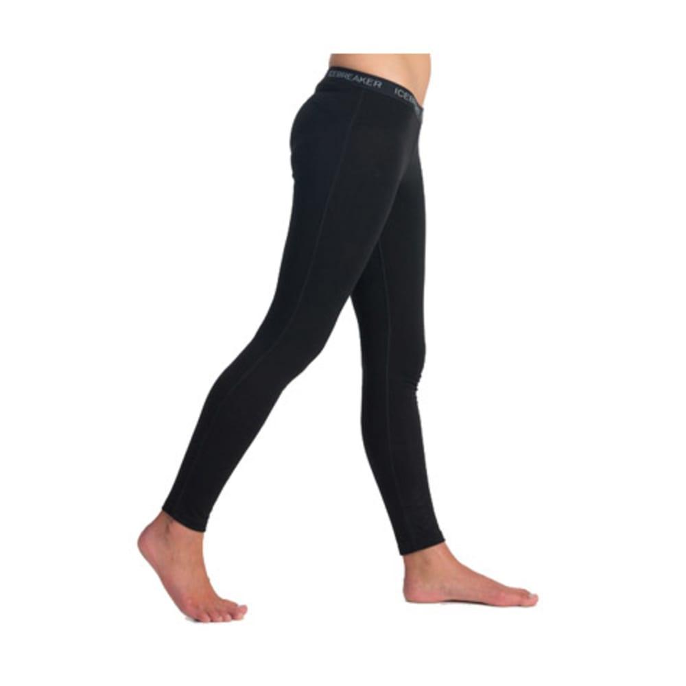 ICEBREAKER Women's Oasis Lightweight Leggings - BLACK
